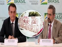 Ibope atesta: Brasil repudia ataques de Bolsonaro à educação