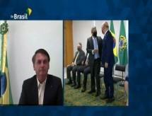 Bolsonaro diz a novo ministro que ele poderá escolher novos auxiliares
