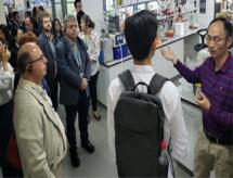 Gestores e Educadores brasileiros conhecem programas de formação em Medicina tradicional chinesa