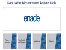 INEP divulga os resultados do ENADE realizado em 2019