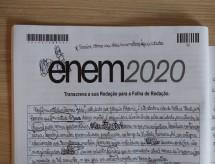 Inep afirma que não há irregularidades nas notas da redação do Enem 2020