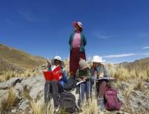 No Peru, pandemia levou cerca de 300 mil alunos a desistirem da escola