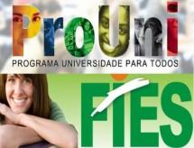FIES não aceita inscrição após estudantes cancelarem bolsas no ProUni