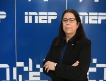 Inep nomeia Michele Melo como nova diretora de estudos educacionais