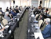 Ministros participam de reunião do Conselho Superior