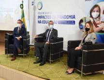 MEC promoveu ciclo de debates sobre os impactos da pandemia na educação brasileira