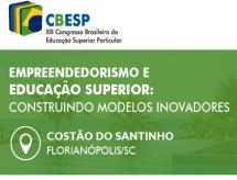 XIII CBESP-Congresso Brasileiro da Educação Superior Particular