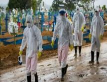 Um terço das mortes no mundo: 3 gráficos fundamentais para entender a pandemia no Brasil