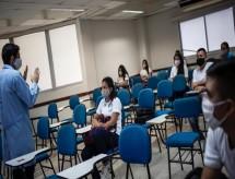 ONU diz que reabrir escolas deve ser prioridade para evitar 'catástrofe'