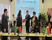 Universidade Chinesa propõe criação de fundação para parcerias educacionais com o Brasil