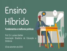 O Ensino Híbrido Por Luciano Sathler