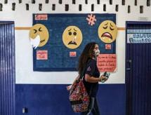 SP registra 5,6 mil casos de covid-19 nas escolas e 39 mortes
