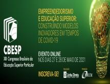 XIII CBESP: Inscrições abertas para edição on-line e gratuita