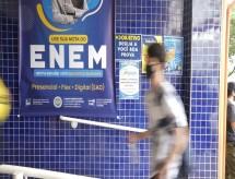 Defensoria pede para adiar Enem e reaplicação a ausentes