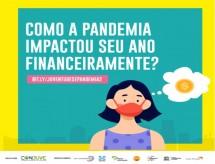 Pesquisa on-line sobre impacto da pandemia entre jovens busca participantes