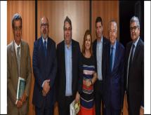 Encontro dos membros do Fórum com representantes do MEC