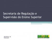 Secretaria de Regulação e Supervisão da Educação Superior apresenta ações enquanto durar a pandemia