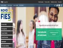 Fies do 2º semestre aceitará notas do Enem 2020 e mudará regra para vagas remanescentes, diz MEC