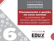 A EDUX Editora anuncia publicação do sexto volume da coletânea