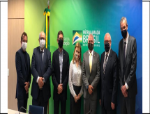Presidente da ABRAFI participa de reunião com Ministro da Educação