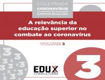 A EDUX anuncia publicação do Terceiro Volume da coletânea