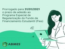Resolução MEC/FNDE nº 43, prorroga o prazo de adesão ao programa especial de regularização do FIES