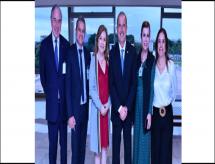A ABRAFI participou da cerimônia de homenagem ao Ministro Onyx Lorenzoni