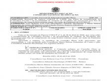 Reexame do Parecer CNE/CP nº 5/2020, que tratou da reorganização do Calendário Escolar e da possibilidade de cômputo de atividades não presenciais