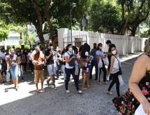 Primeiro dia do Enem tem índice de abstenção de 48,4% em Pernambuco