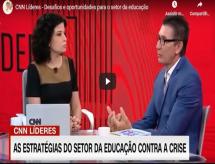 Ex-Presidente da ABRAFI fala sobre educação na CNN