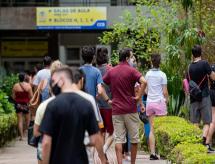 Enem tem abstenção recorde de 51,5% e ministro culpa 'medo de contaminação'