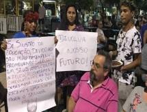 ONG diz que ato no Pará foi para mostrar insatisfação com Weintraub