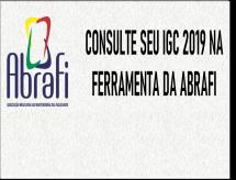 Consulte o IGC 2019 de sua IES na Ferramenta da ABRAFI