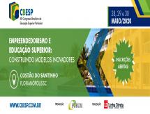 XIII CBESP: inscrições abertas!